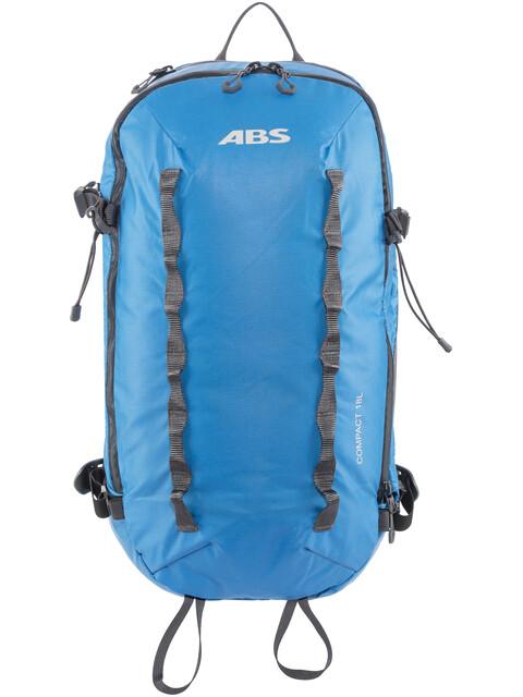 ABS P.RIDE Compact - Mochila antiavalancha - 18l azul/negro